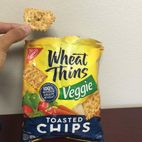 Nabisco Wheat Thins Garden Valley Veggie Toasted Chips uploaded by Iqra M.
