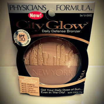 Physicians Formula® City Glow™ Bronzer 6445 New York .38 oz. Box uploaded by Kimberly H.