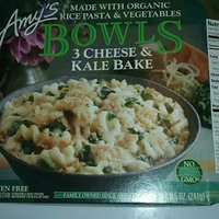 Amy's Kitchen 3 Cheese & Kale Bake Bowl uploaded by Gabrielle S.