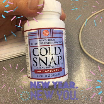 Photo of Ohco Cold Snap Caps 60 Capsules uploaded by Shayla T.