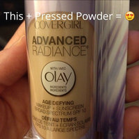 COVERGIRL Advanced Radiance Age-Defying Pressed Powder uploaded by Jaime N.
