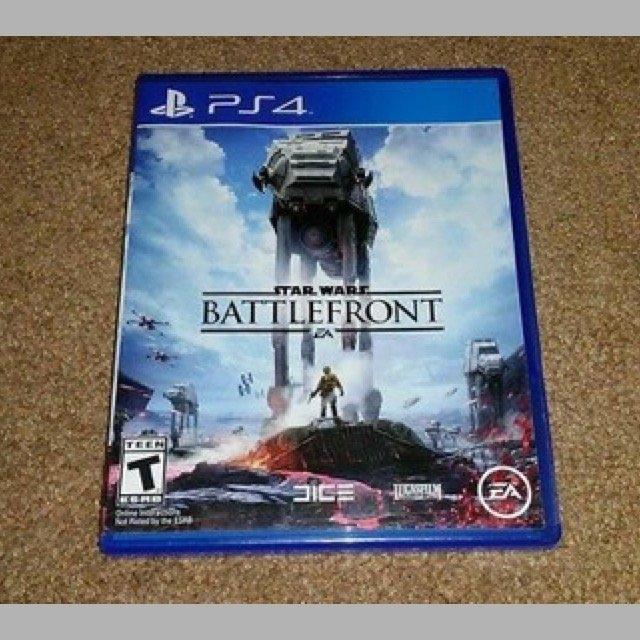 Electronic Arts PS4 - Star Wars Battlefront uploaded by Joel S.