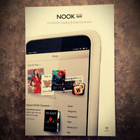 Barnes & Noble NOOK HD Tablet 8GB Snow uploaded by Harlow B.