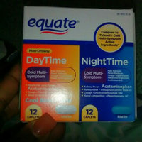 Equate Cold Multi Symptom Daytime AND Nighttime Combo Pack Compare to Tylenol Cold Multi Symptom uploaded by Khariane G.