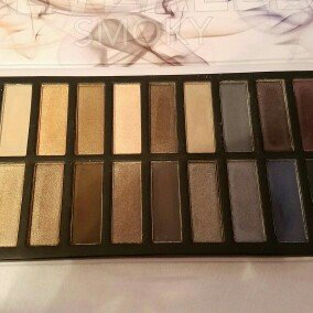 Coastal Scents Revealed Smoky Palette uploaded by tracy l.