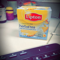 Lipton Herbal Pyramid Pineapple Chamomile Tea Bags uploaded by Teri Y.