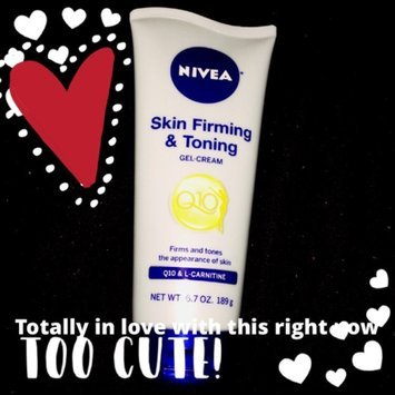 Nivea Skin Firming Gel-Cream with Q10 uploaded by Kandie M.