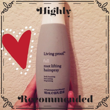Photo of Living proof Full Root Lifting Hairspray, 5.5 fl oz uploaded by Nancy C.