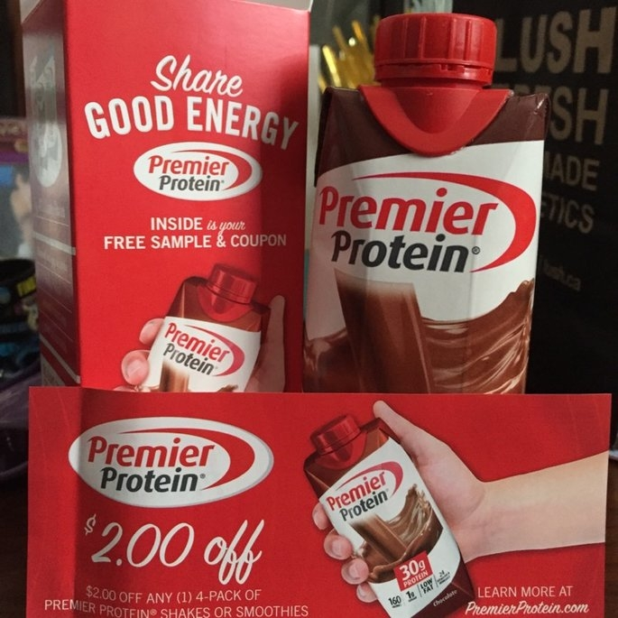Premier Protein 30g Protein Shakes uploaded by Karina C.