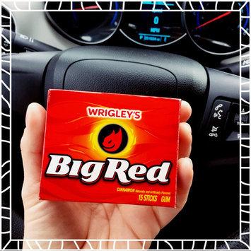 Photo of Wrigley's Big Red Cinnamon Gum Slim Pack - 15 CT uploaded by Trisha K.