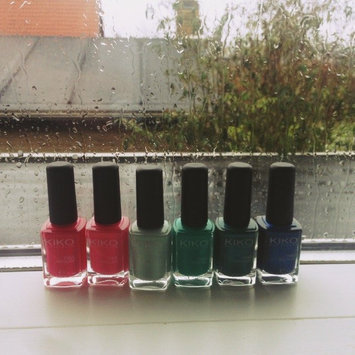 Kiko Milano Nail Lacquer uploaded by Dicte H.