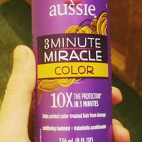 Aussie 3 Minute Miracle Color Conditioning Treatment, 8 fl oz uploaded by Hayli S.