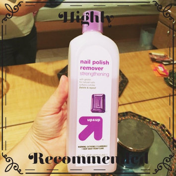 Photo of Up & up Nail Polish Remover uploaded by Vanessa R.