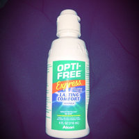 OPTI-FREE® Express® Multi-Purpose Contact Lens Solution uploaded by Fatima N.