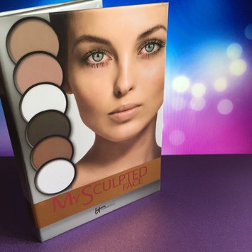Photo of IT Cosmetics My Sculpted Face Palette uploaded by Cecilia V.