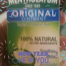 Photo of Mentholatum Topical Analgesic Ointment, 1 oz uploaded by amy H.