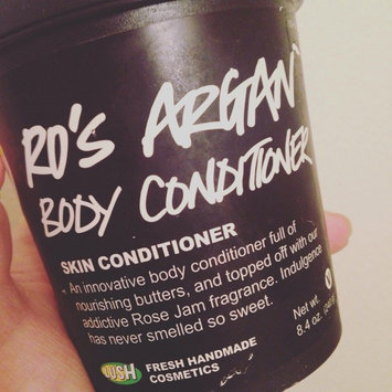 LUSH Ro's Argan Body Conditioner uploaded by Nichole L.