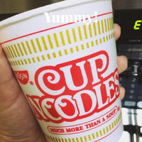 Nissin Cup Noodles Chicken Ramen Noodle Soup uploaded by Silvia S.