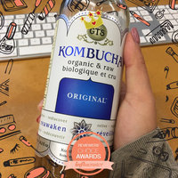 GT's Raw Organic Kombucha Original uploaded by Marina L.
