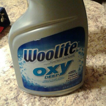 Photo of Woolite Oxy Deep Oxygen Activated Stain Remover uploaded by BRENDA R.