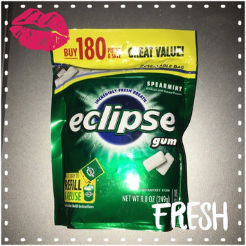 Eclipse Sugar Free Gum, Spearmint, 180 ea uploaded by Léage Marie M.