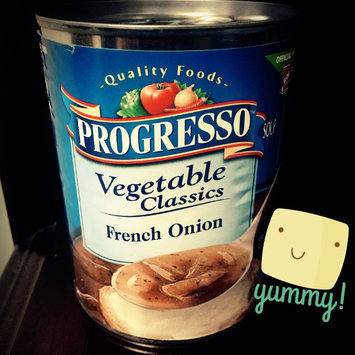 Photo of Progresso™ Vegetable Classics Gluten-Free French Onion Soup uploaded by Melissa R.