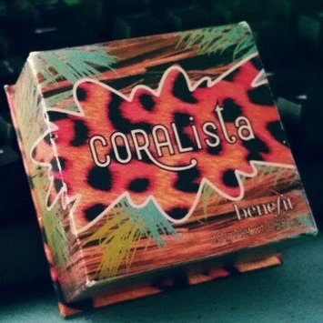 Benefit Cosmetics Coralista Blush uploaded by Leanna S.