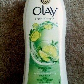 Fresh Outlast Olay Fresh Outlast Energizing Lime & White Tea Body Wash 23.6 fl oz uploaded by Elisa C.