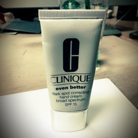 Clinique Even Better Dark Spot Correcting Hand Cream Broad Spectrum SPF 15 2.5 oz uploaded by Michael F.