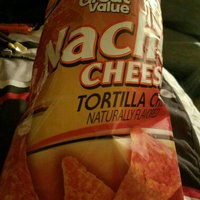 Great Value Nacho Cheese Tortilla Chips, 11 oz uploaded by Brooklyn D.