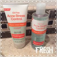 Neutrogena® Oil-Free Acne Stress Control Power Foam Wash uploaded by Jennifer F.