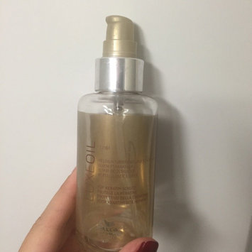 Photo of Wella LuxeOil Reconstructive Elixir For Keratin Protection 3.38 oz uploaded by Ilaria A.