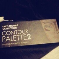 City Color Cosmetics Contour Effects Palette uploaded by Mary E.