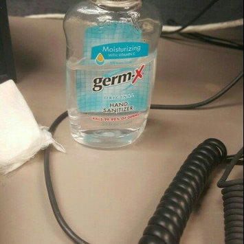 Germ-X Hand Sanitizer, 15 fl oz uploaded by Cassandra D.