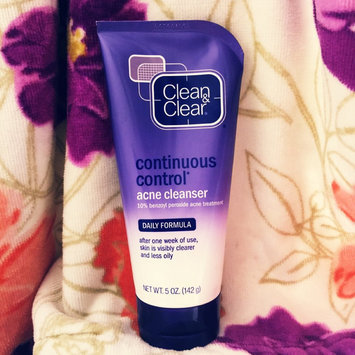 Photo of Clean & Clear® Continuous Control® Acne Cleanser uploaded by Genny E.