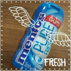 Mentos Pure Fresh Gum Fresh Mint uploaded by Sarah F.