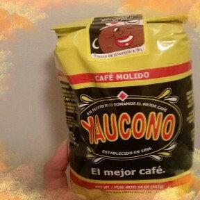 Two 14 Oz. Coffee Bags Package Puerto Rican Coffee / Cafe Yaucono De Puerto Rico 2 Bolsas 14 Oz. uploaded by johanna f.