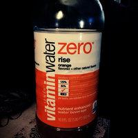 vitaminwater Zero Rise Orange uploaded by Amy I.