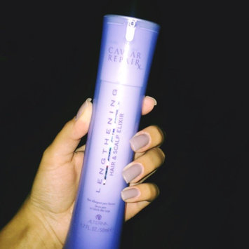 ALTERNA Caviar Repair Lengthening Hair & Scalp Elixir 1.7 oz uploaded by Zuly C.