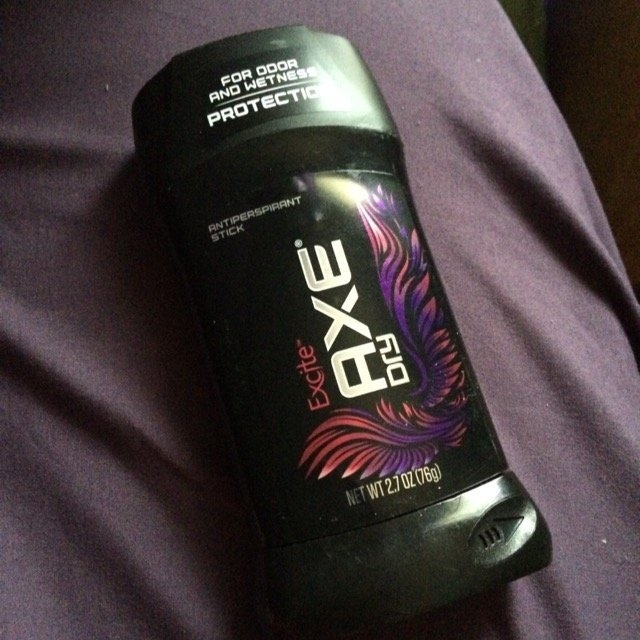 Axe Excite Anti-Perspirant & Deodorant Stick uploaded by Angel L.