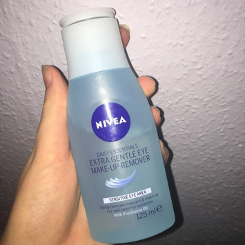 Photo of NIVEA Daily Essentials Extra Gentle Eye Make-Up Remover uploaded by Charlotte F.