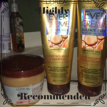 Photo of L'Oréal Paris Ever Sleek Sulfate Free Intense Smoothing Haircare Regimen Bundle uploaded by briana g.