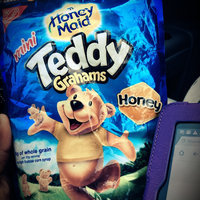 Nabisco Teddy Grahams Mini Honey Maid Graham Snacks Honey uploaded by Alaja W.