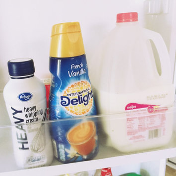 Photo of International Delight Gourmet Coffee Creamer French Vanilla uploaded by Courtney C.