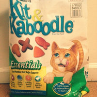 Purina Kit & Kaboodle Essentials Cat Food 12.1 lb. Bag uploaded by Linz G.
