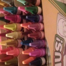 Crayola Crayons  64ct uploaded by Faith H.