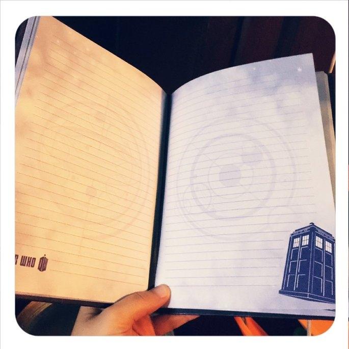 Doctor Who TARDIS Journal 6