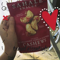 Sahale Snacks Glazed Nuts Cashews with Pomegranate + Vanilla uploaded by Nancy C.