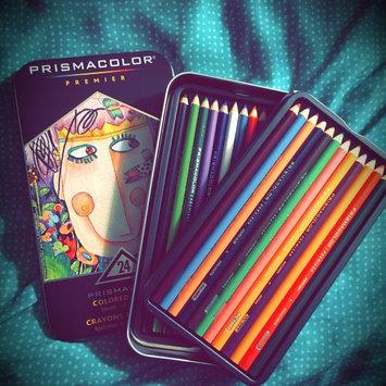 Photo of Sanford Prismacolor Premier Colored Pencils Set uploaded by Christina P.