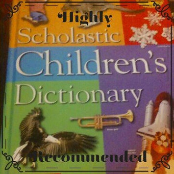 Scholastic Children's Dictionary uploaded by Christine Mae M.